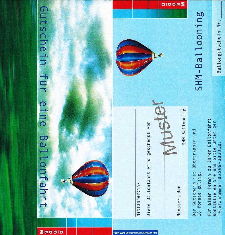 Impressum - SHM-Ballooning - Heißluftballooning im Münsterland ...